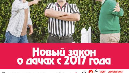 Госдума приняла закон о садоводческих и огороднических товариществах