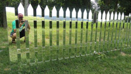 Каким должен быть забор на даче?